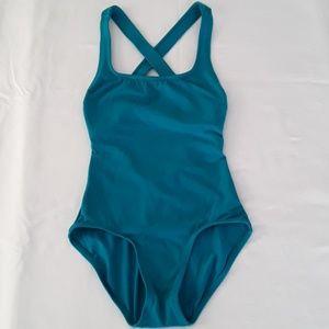 JAG  aqua green bathing suit